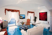 Junior Suite Hotel Santa Caterina - Amalfi Italy