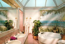 Bathrooms Hotel Santa Caterina - Amalfi Italy