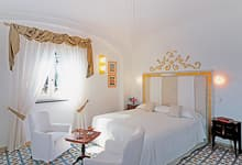 Luxury rooms in Amalfi, Italy