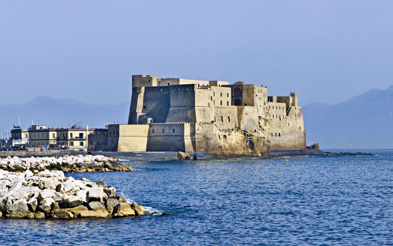 Excursions From Hotel Santa Caterina To The Bay Of Naples