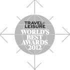 Travel + Leisure World's Best Awards 2012